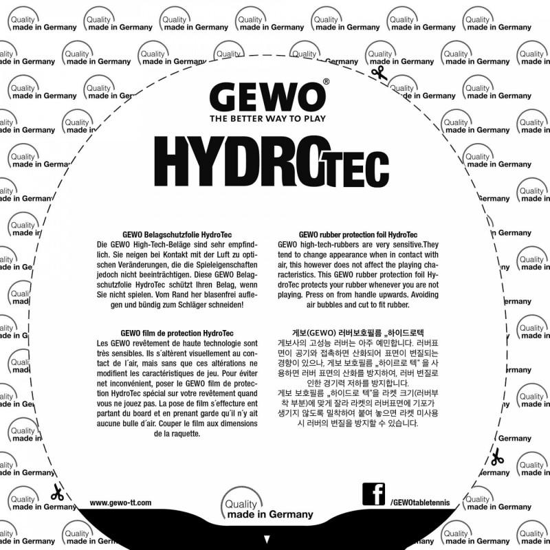 Feuille de protection HydroTec
