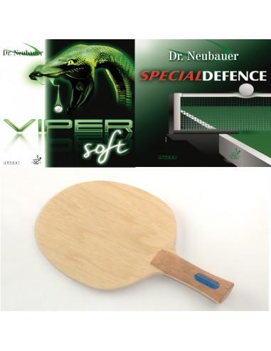 Raquette de défense premium