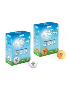 Balles outdoor AWR 40+